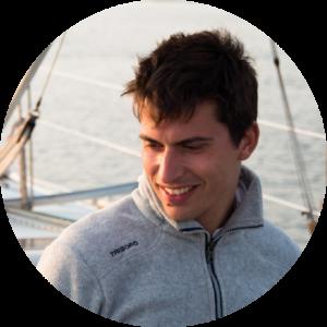 Damien Denoël Seatheplastic co-founder