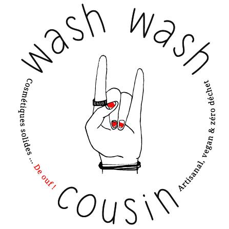 Logo Washwashcousin