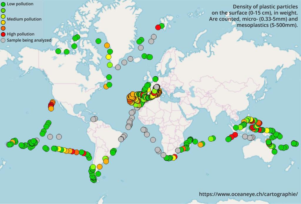 oceaneye map